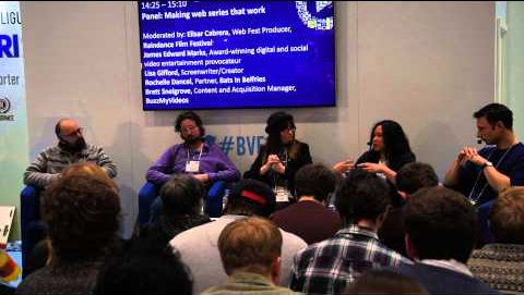 Making Web Series That Work – BVE 2015